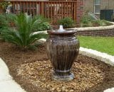 Water features by Kansas City Hardscapes