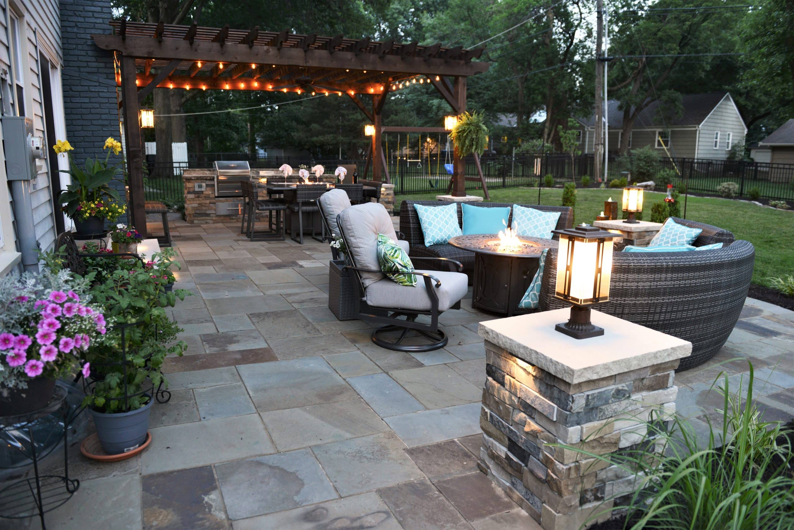 Patio Gathering Place